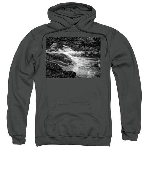 Waterfalls At Ricketts Glenn Sweatshirt
