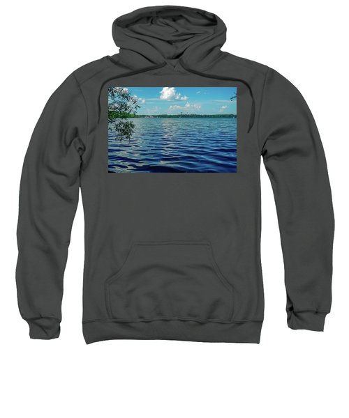 Waves On Lake Harriet Sweatshirt