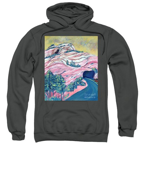 Wavy Rocks Sweatshirt
