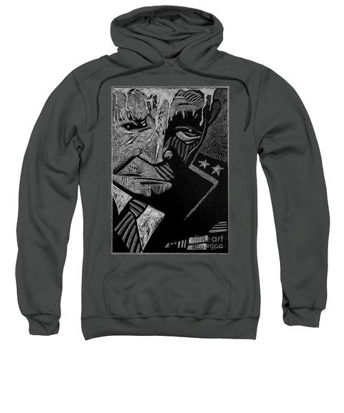 Weary Warrior. Sweatshirt