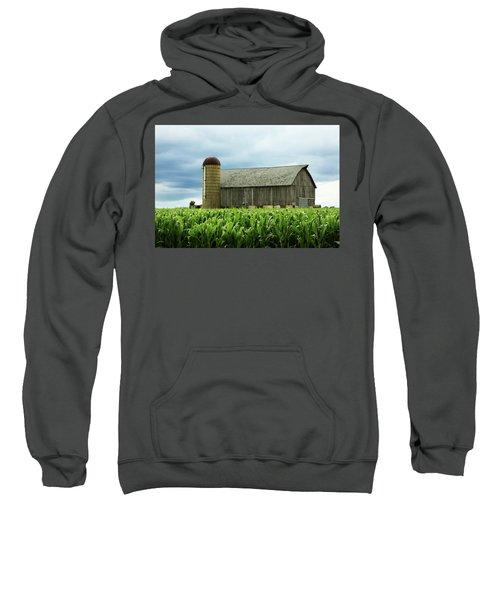 Weathered Old Barn Sweatshirt