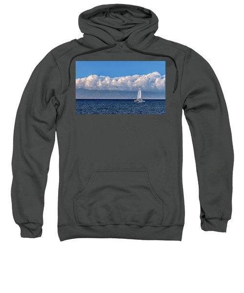 Whale Watching Sweatshirt