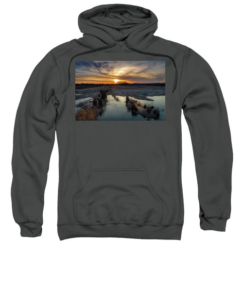 What A View Sweatshirt