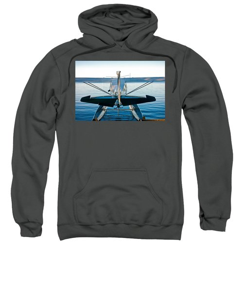 Wild Blue Sweatshirt