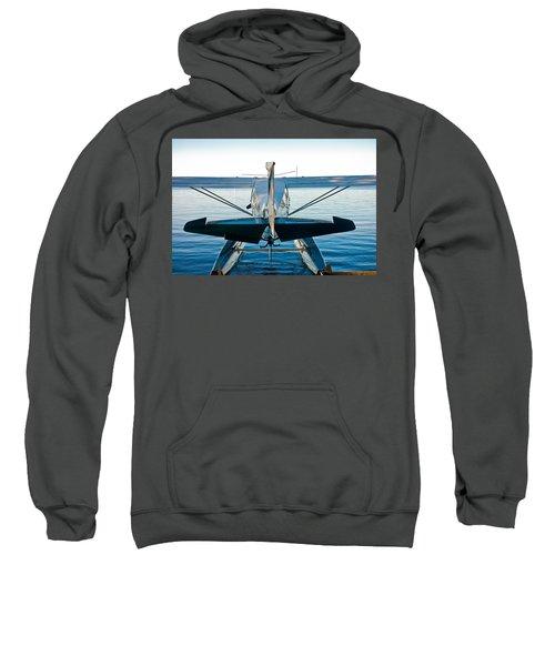 Wild Blue Sweatshirt
