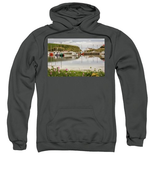 Wildflowers Of Deadmans Pond Sweatshirt