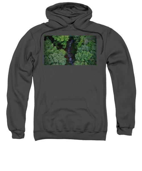 Willow Run Creek Sweatshirt