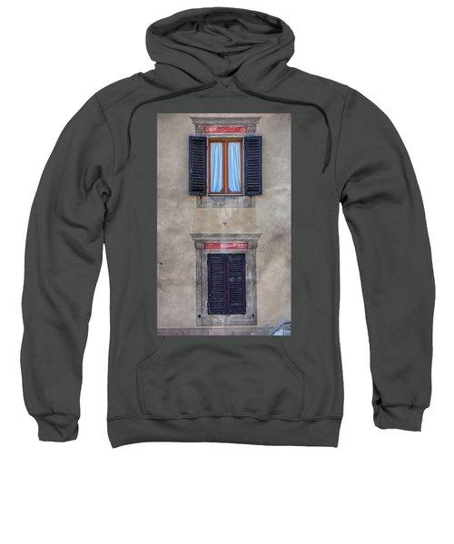 Windows Of Montalcino Sweatshirt