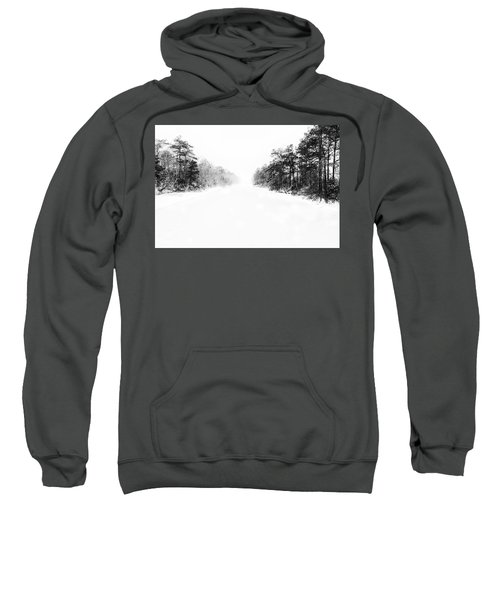 Winter Afternoon Sweatshirt