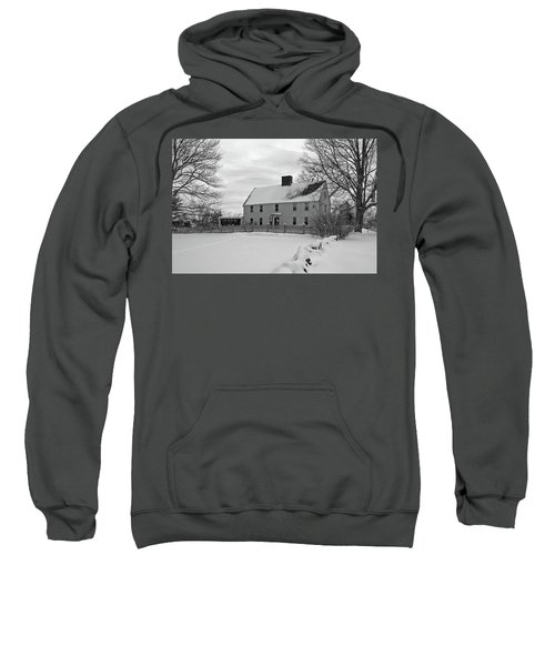 Winter At Noyes House Sweatshirt
