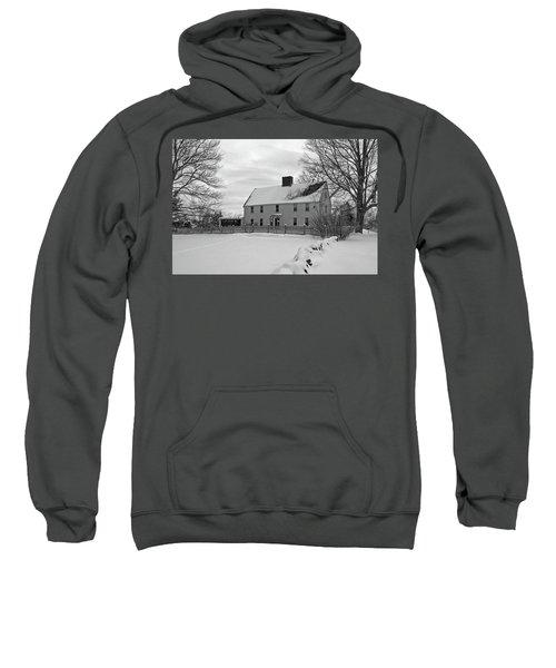 Winter At Noyes House Sweatshirt