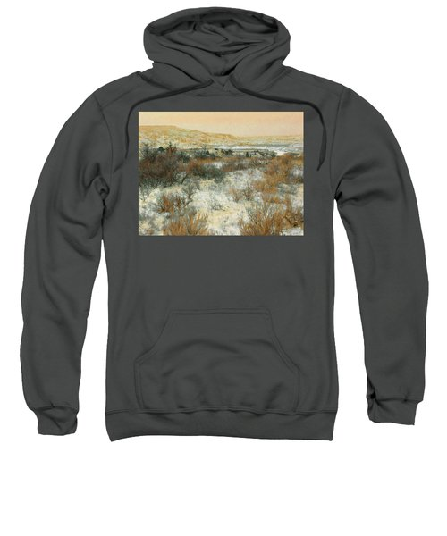 Winter Near The Little Missouri Sweatshirt