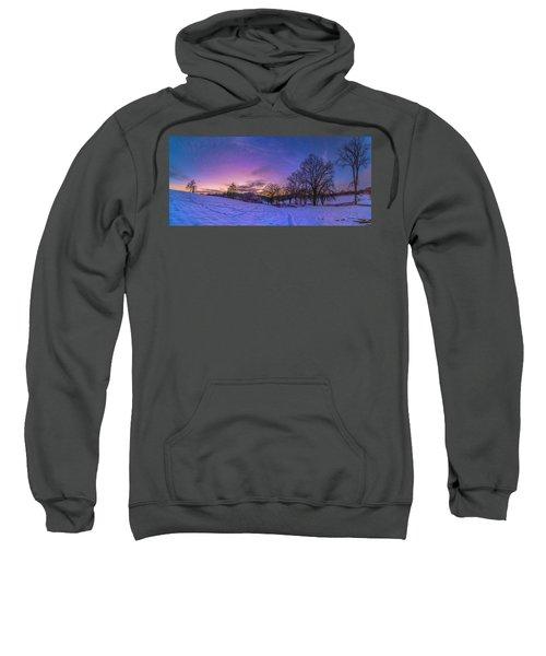 Winter Panorama Sweatshirt
