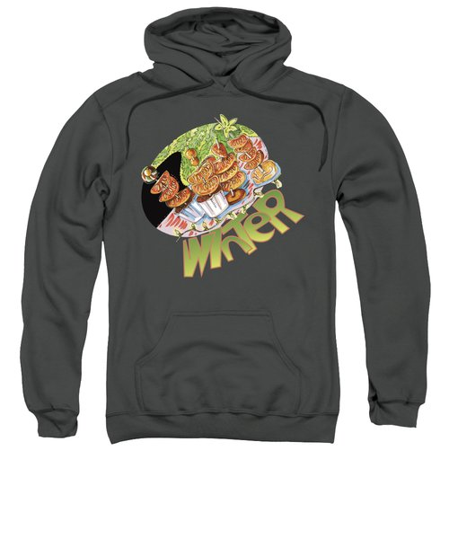 Winter Snack Sweatshirt