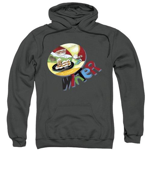 Winter Snack2 Sweatshirt