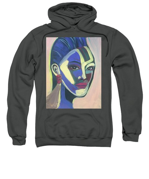Woman Of Color Sweatshirt