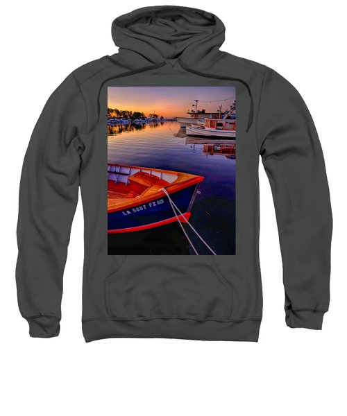 Wooden Boats Sweatshirt