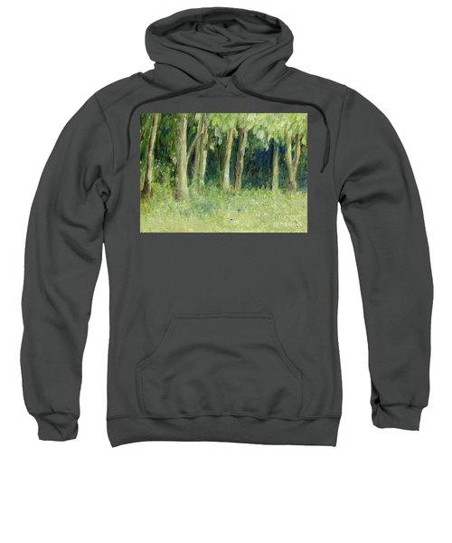 Woodland Tree Line Sweatshirt