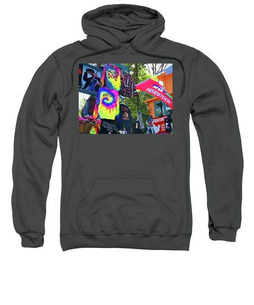 Woodstock Peace And Love 1 Sweatshirt