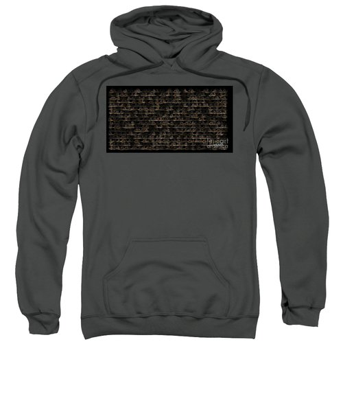 Worlds Within The Spin Sweatshirt