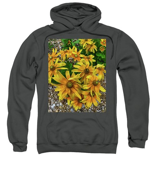 Yellow In Bloom Sweatshirt