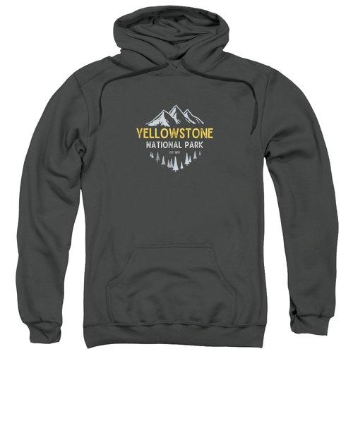Yellowstone Tshirt Yellowstone National Park Est 1872 Sweatshirt