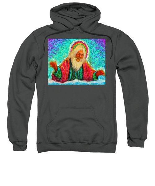 Yhwh Over Us Sweatshirt