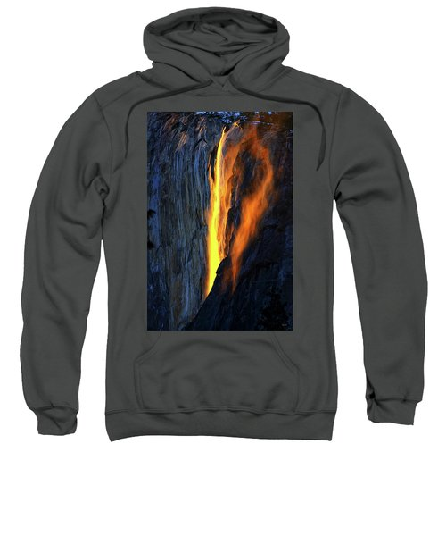 Yosemite Fire And Ice Sweatshirt