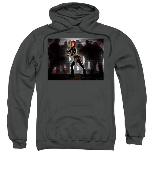 Zombie Hunter Sweatshirt
