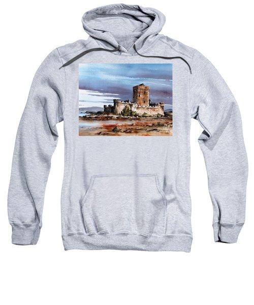 Doe Castle In Donegal Sweatshirt