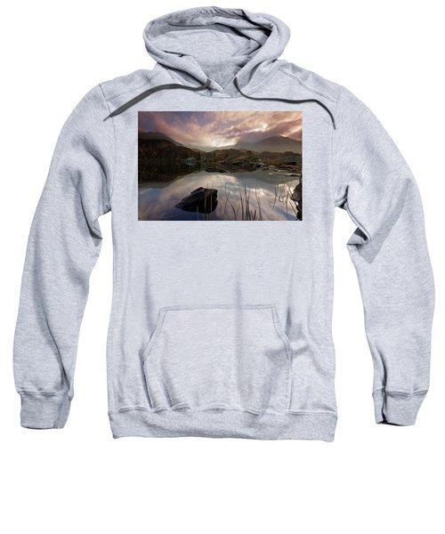 Llyn Ogwen Sunset Sweatshirt