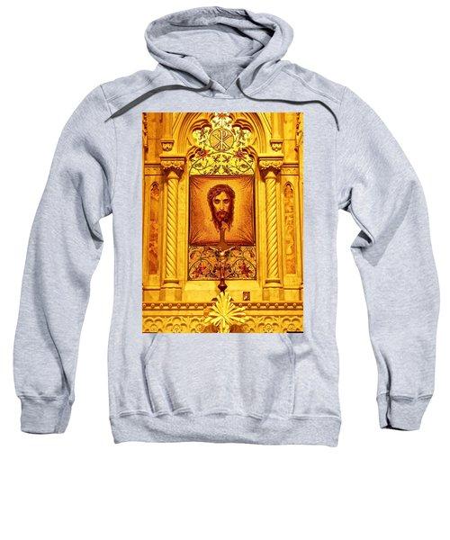 St. Patrick Nyc  Altar Sweatshirt
