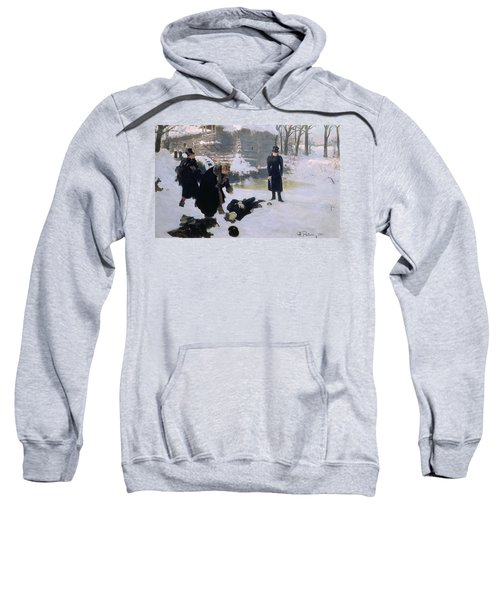 The Duel Sweatshirt