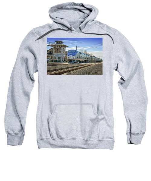 Amtrak 112 Sweatshirt