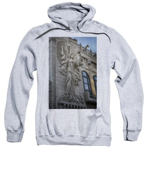 Bass Hall Angel Sweatshirt