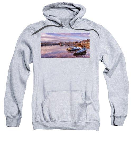 Bowling Harbour Panorama 02 Sweatshirt