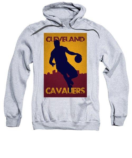 Cleveland Cavaliers Lebron James Sweatshirt