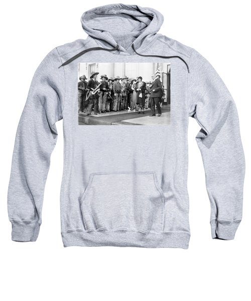 Cowboy Band, 1929 Sweatshirt