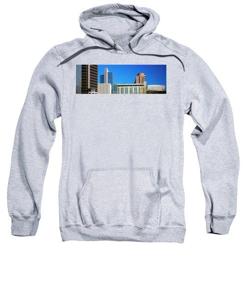 Downtown Buildings Of Phoenix, Maricopa Sweatshirt