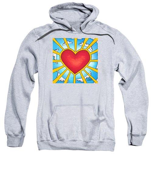Heart Shine Sweatshirt