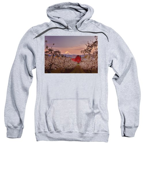 Hood River Sunrise Sweatshirt