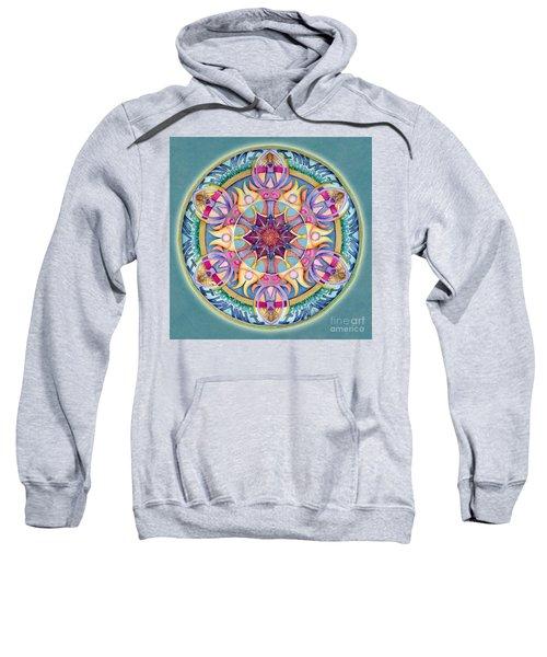 I Am Enough Mandala Sweatshirt