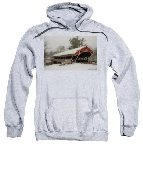 Jackson Nh Covered Bridge Sweatshirt