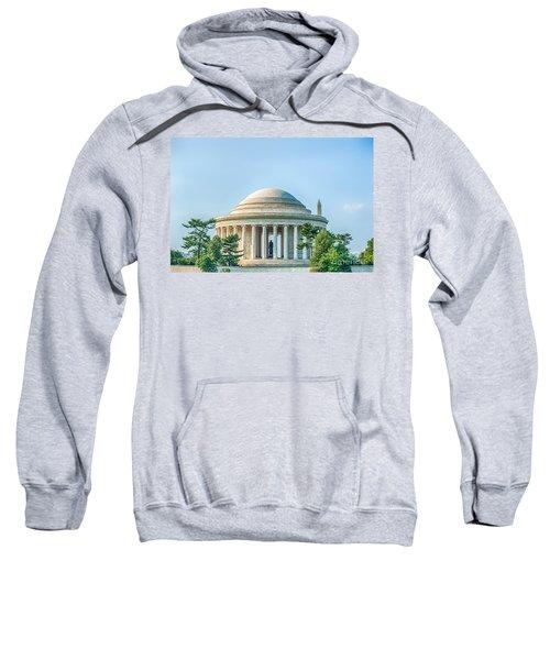 Jefferson Memorial Sweatshirt
