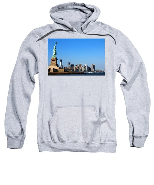 Lady Liberty Watches 1wtc Rise Sweatshirt