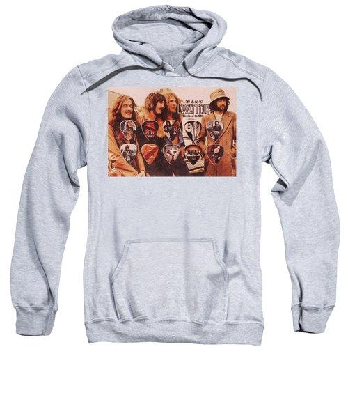 Led Zeppelin Art Sweatshirt