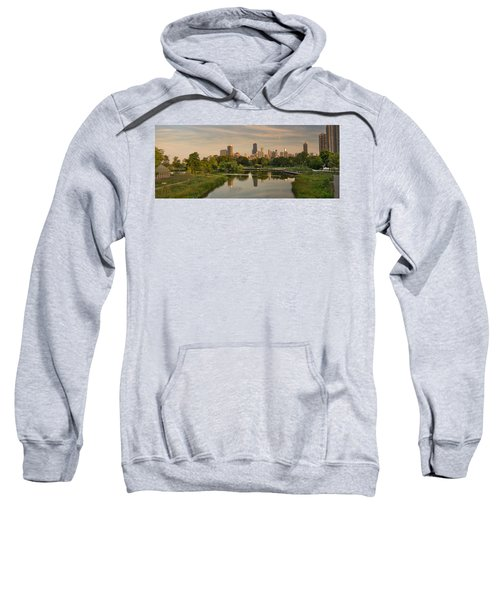 Lincoln Park Lagoon Chicago Sweatshirt