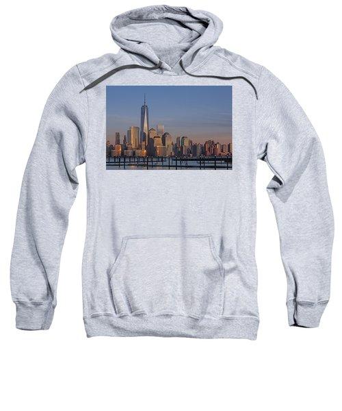 Lower Manhattan Skyline Sweatshirt