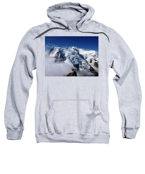 Mont Blanc - France Sweatshirt