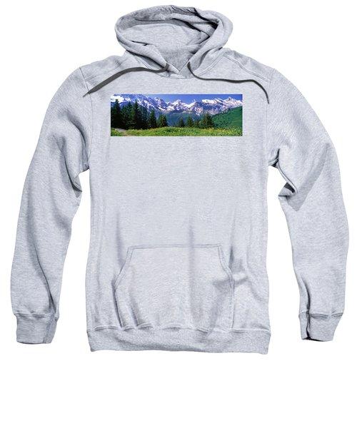 Murren Switzerland Sweatshirt
